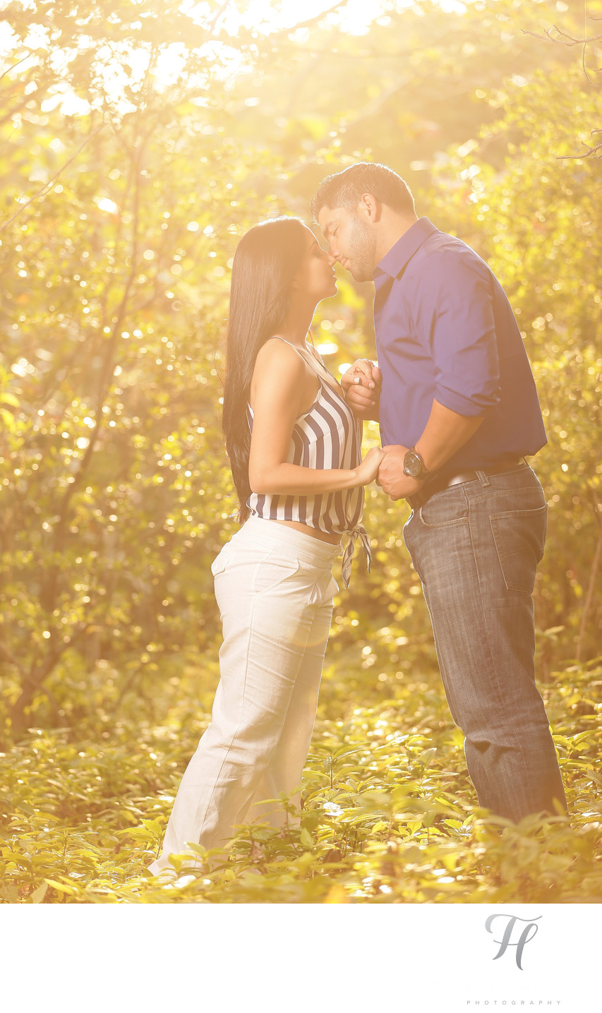 Bill Baggs Park Engagement Photos