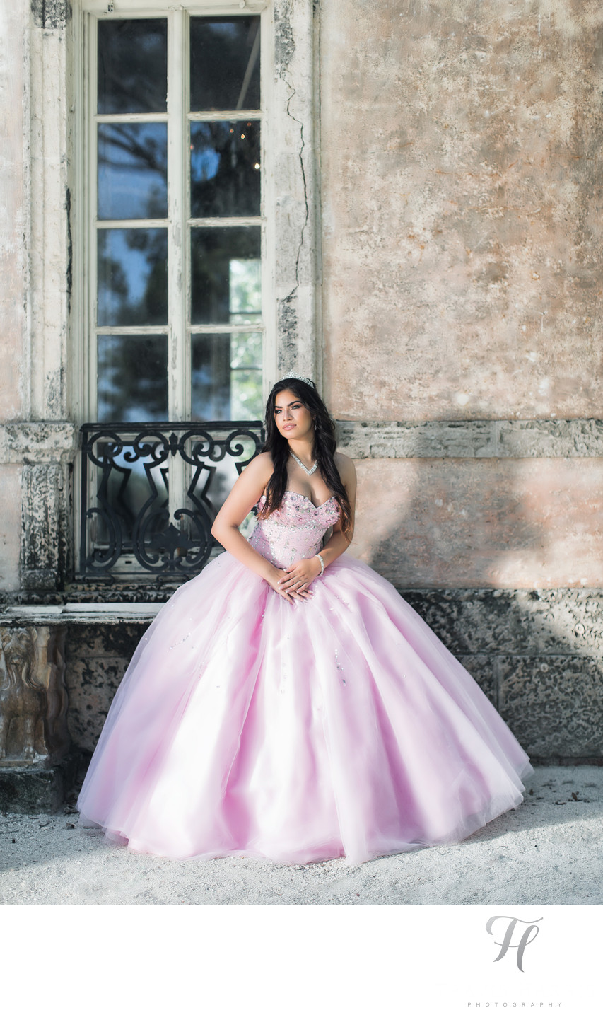 Vizcaya Quince Photos
