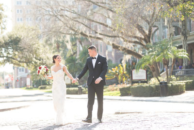 Tampa University Weddings