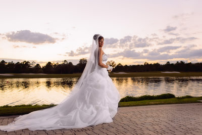 Orlando Traditional Wedding Photographer