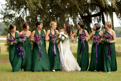 Bridesmaid Dresses in Inverness