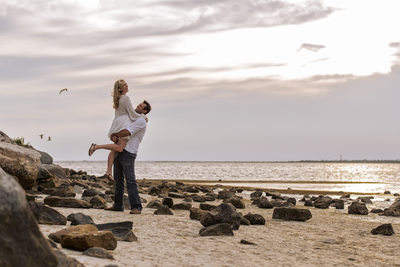 Clearwater Engagement Photographer