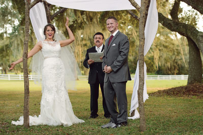 Best Wedding Photographer in Dade City