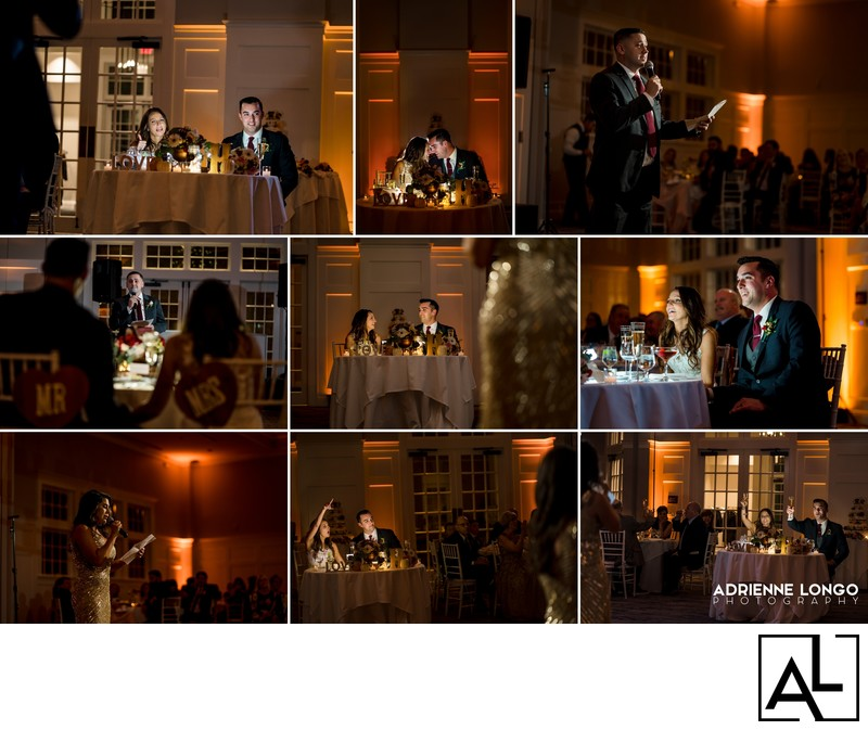Wedding Reception at Park Avenue Club