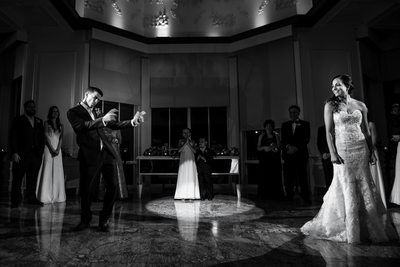 Westmount Country Club First Dance