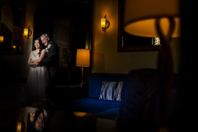 Castle Hotel and Spa Wedding Tarrytown NY