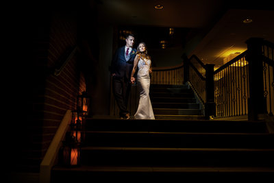 Park Avenue Club Wedding Photo