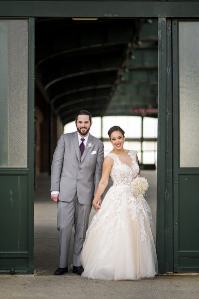 Maritime Parc Wedding Photo