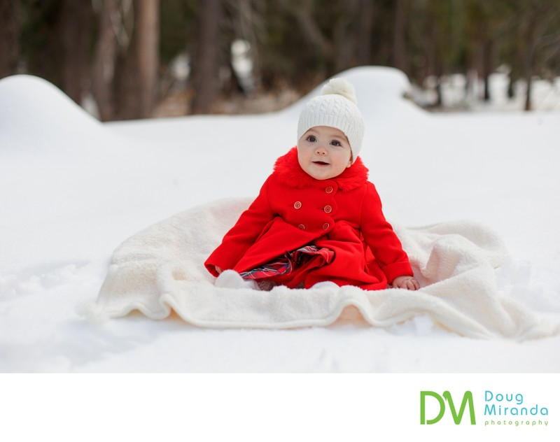 Truckee Baby Photographer