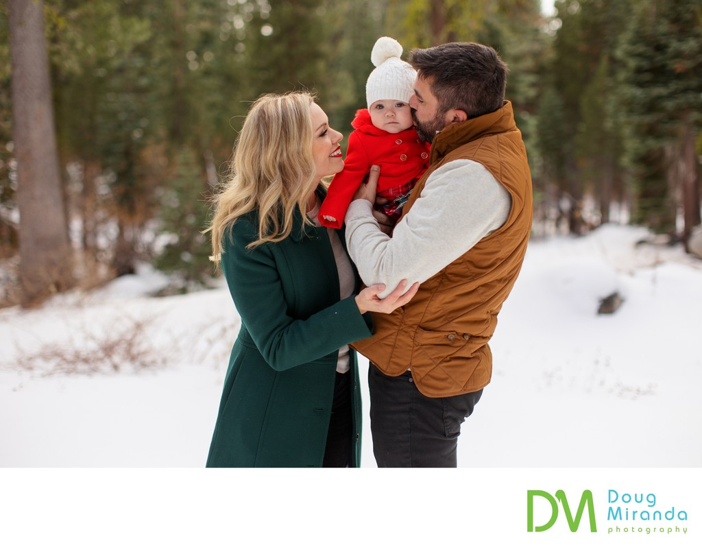 Donner Pass Family Photographer