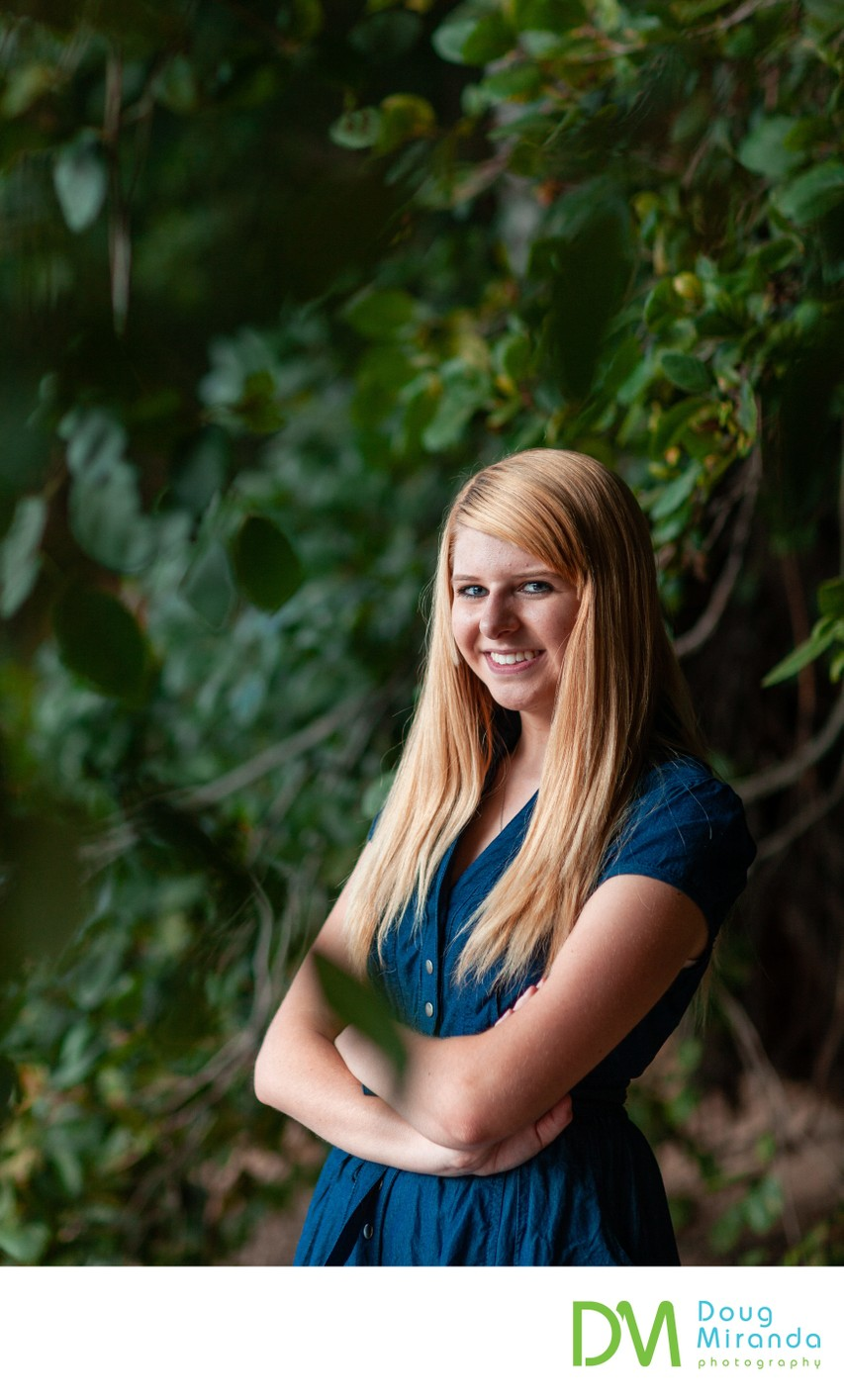 Roseville Senior Portrait Photography