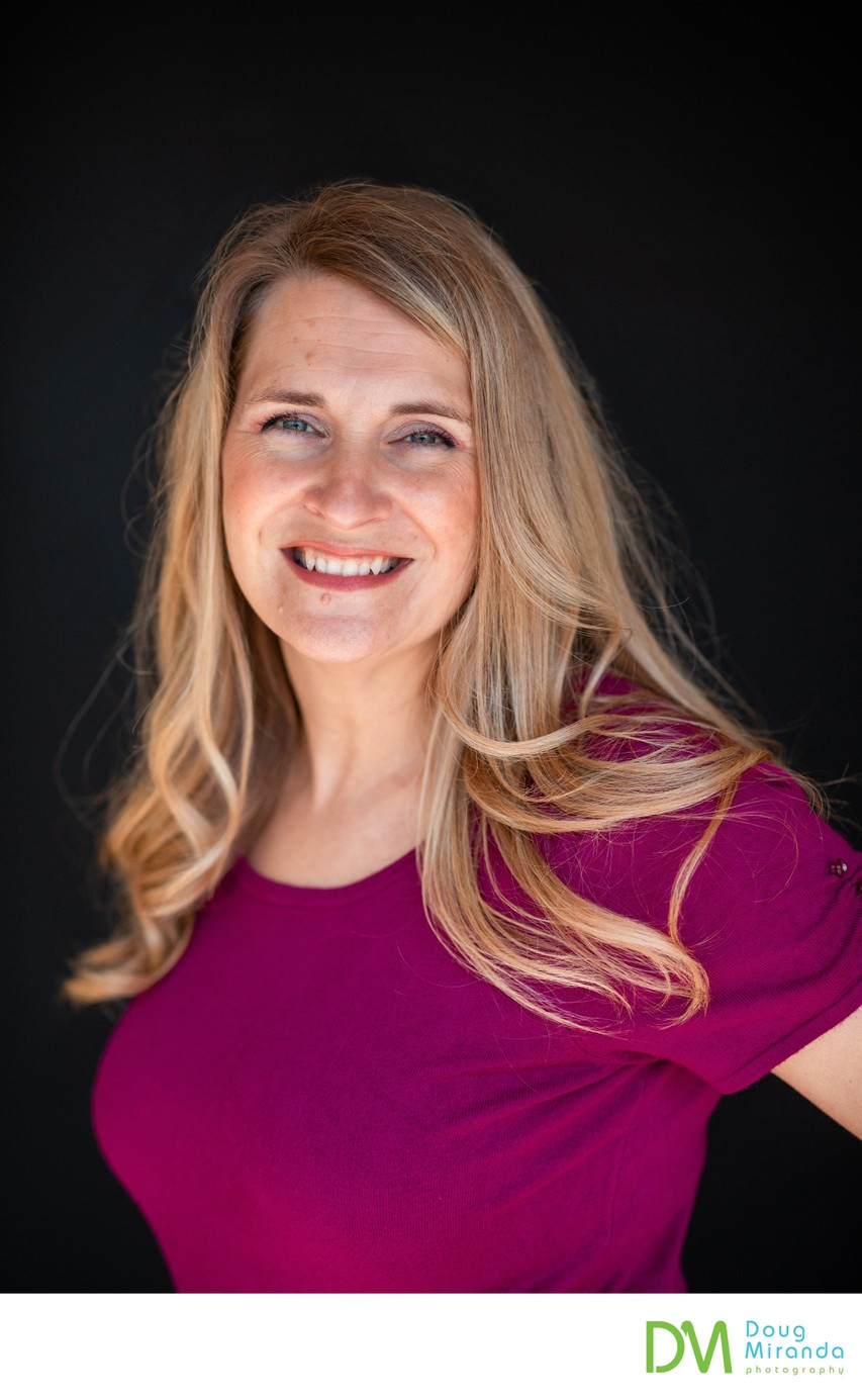 Sacramento Real Estate Agent Headshot Photographer