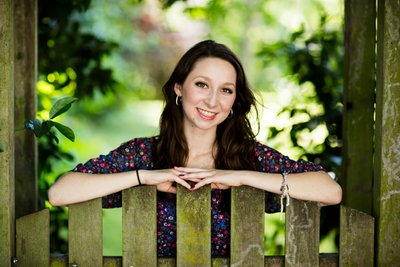 Sacramento Senior Portrait Photographer