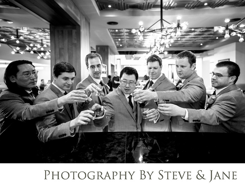 Tysons Corner Marriott Wedding