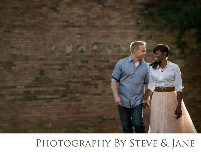 best historic alexandria virginia engagement session