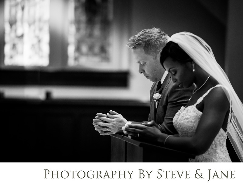 St. Mary's Catholic Church Wedding Alexandria VA