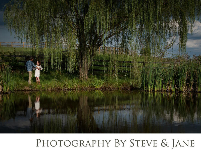 Leesburg Farm Engagement Session