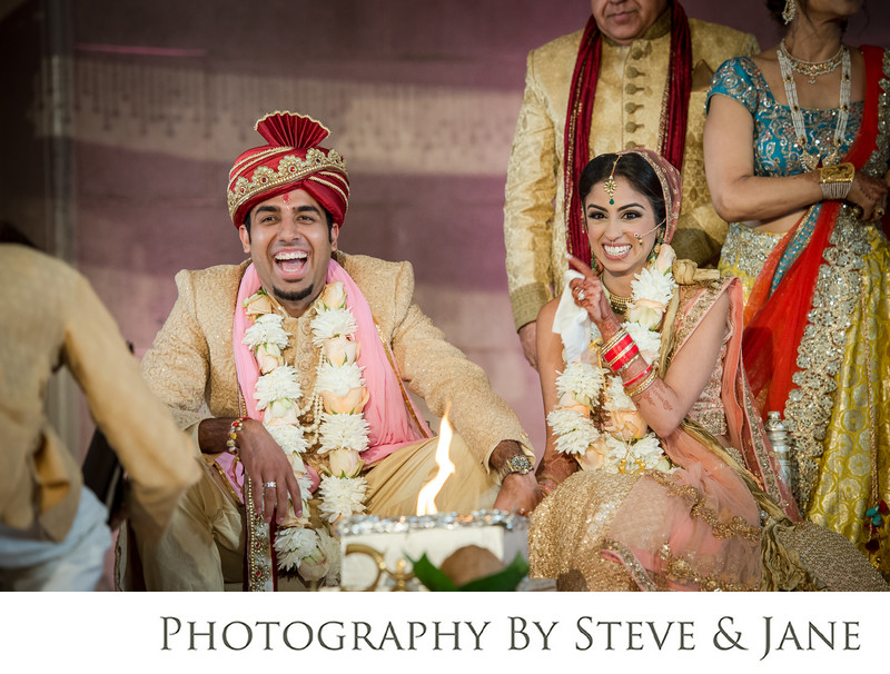 Indian Wedding Ceremony Mellon Auditorium DC