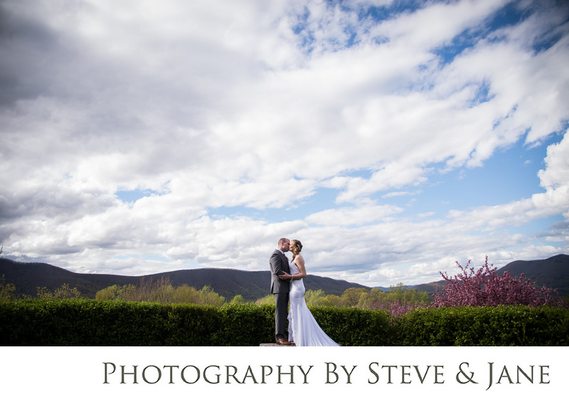 Virginia Mountain Spring Wedding