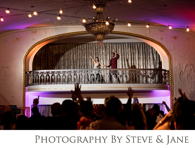 Mayflower Hotel Sangeet