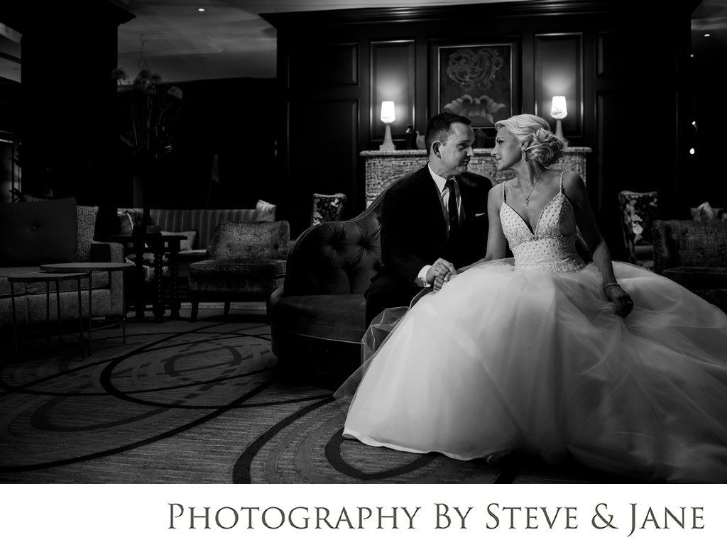 hotel monaco alexandria wedding photos
