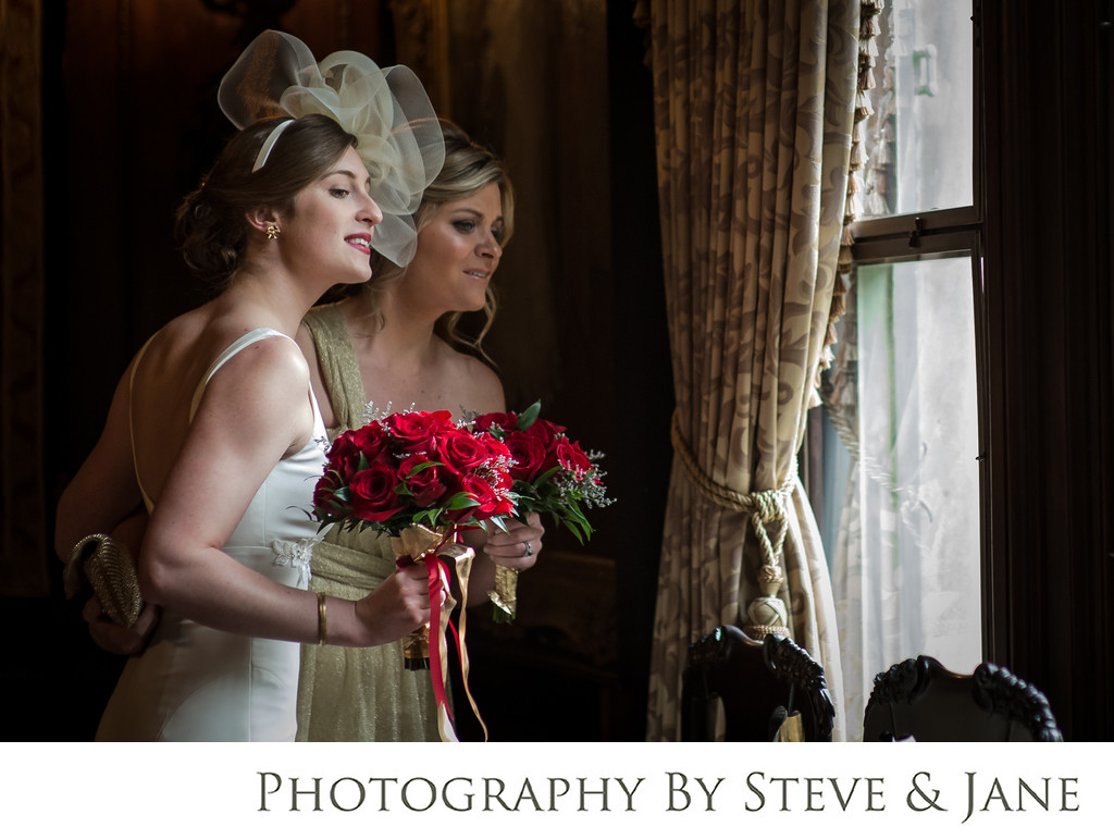 Larz Anderson House Wedding on Embassy Row DC
