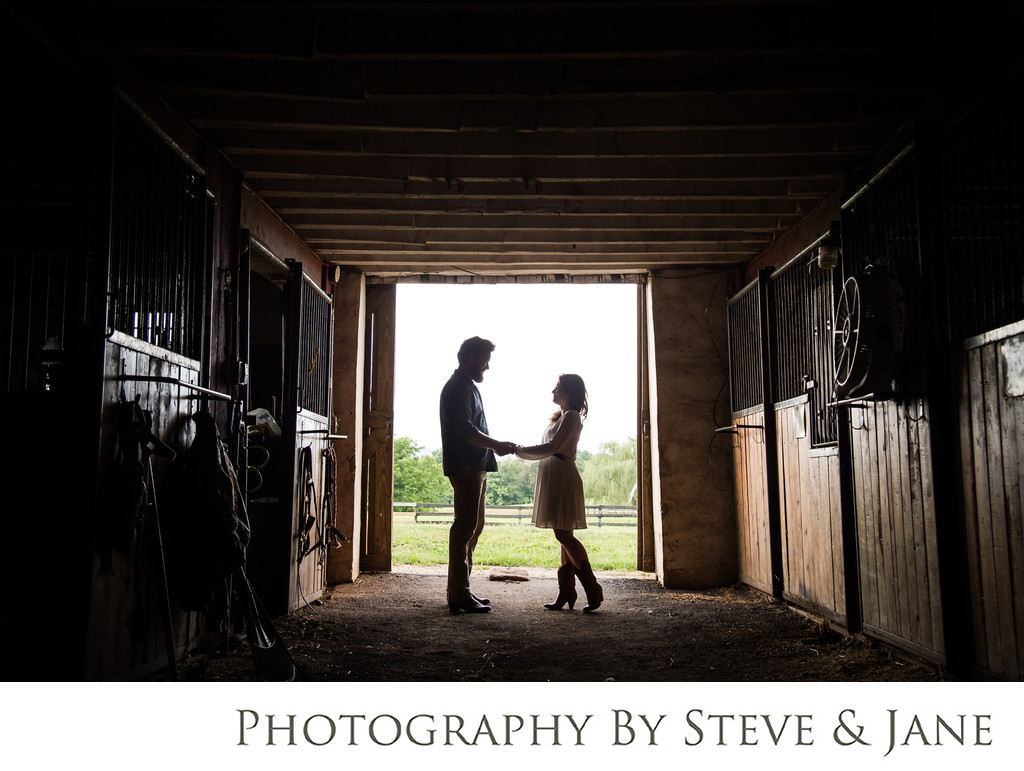 Faith Like a Mustard Seed Farm Engagement Session