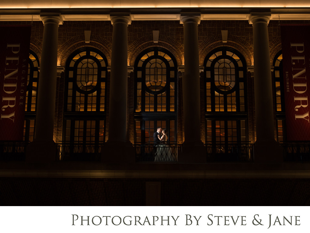 Best Sagamore Pendry Baltimore Wedding Photography