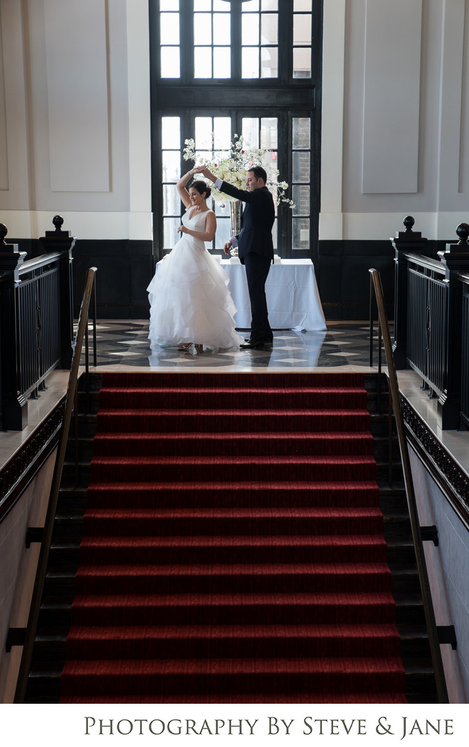 Early Spring Wedding Sagamore Pendry Baltimore Maryland