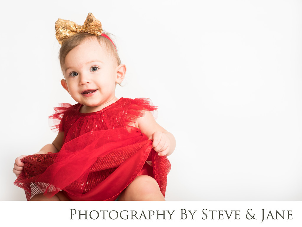 DC Area First Birthday Portraits