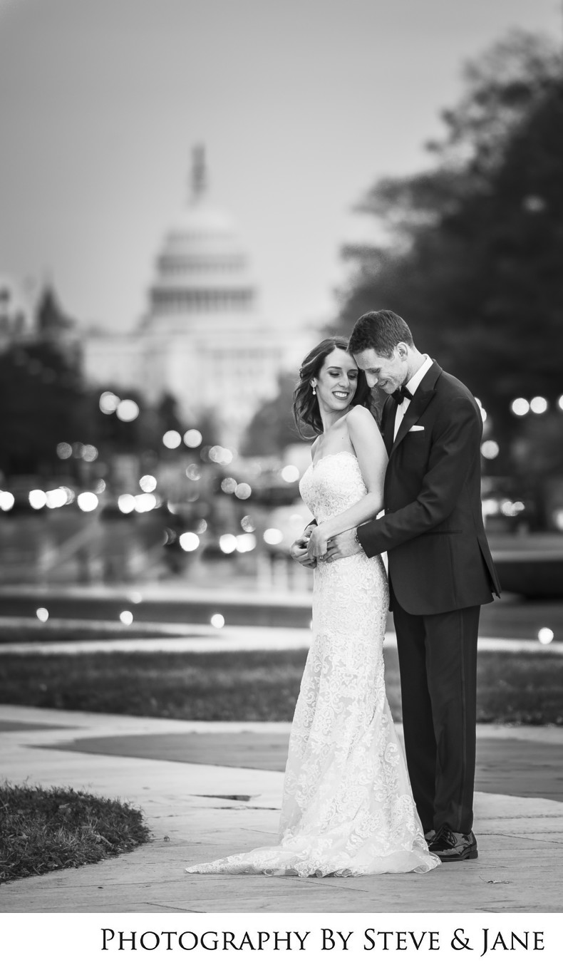 Best Washington DC Elopement Photographer