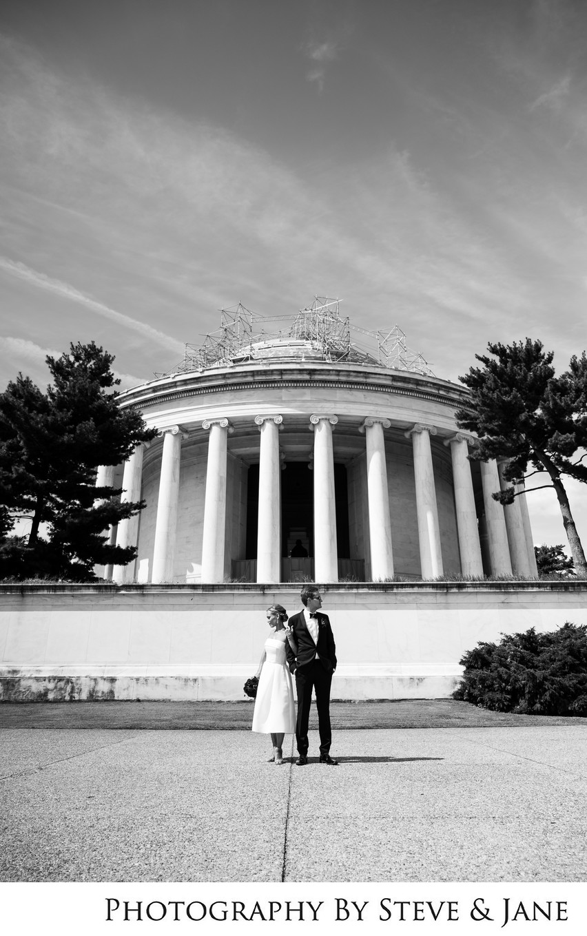 Best DC Elopement Photographer