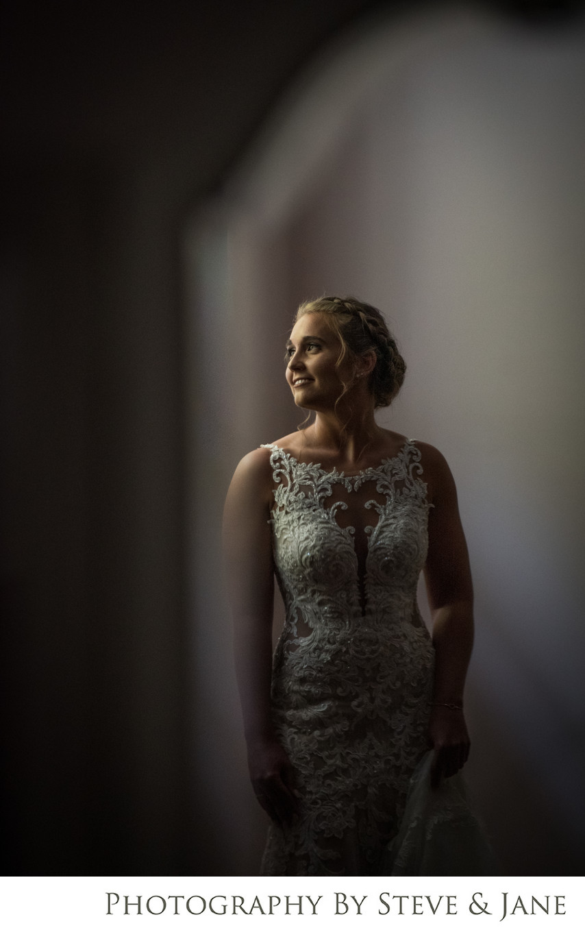 Running Hare Bridal Suite Portraits