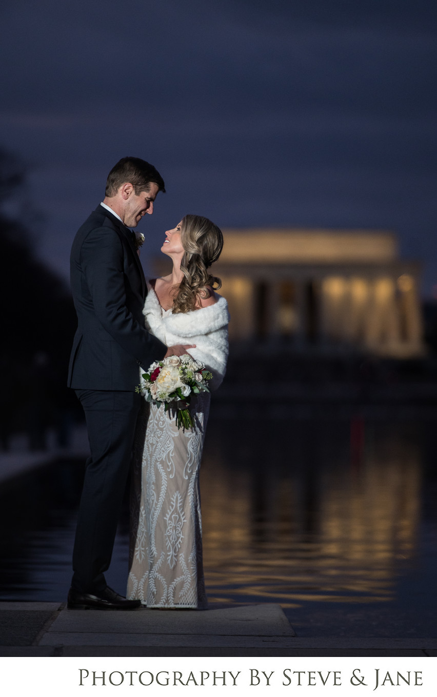 Best DC Elopement Photography