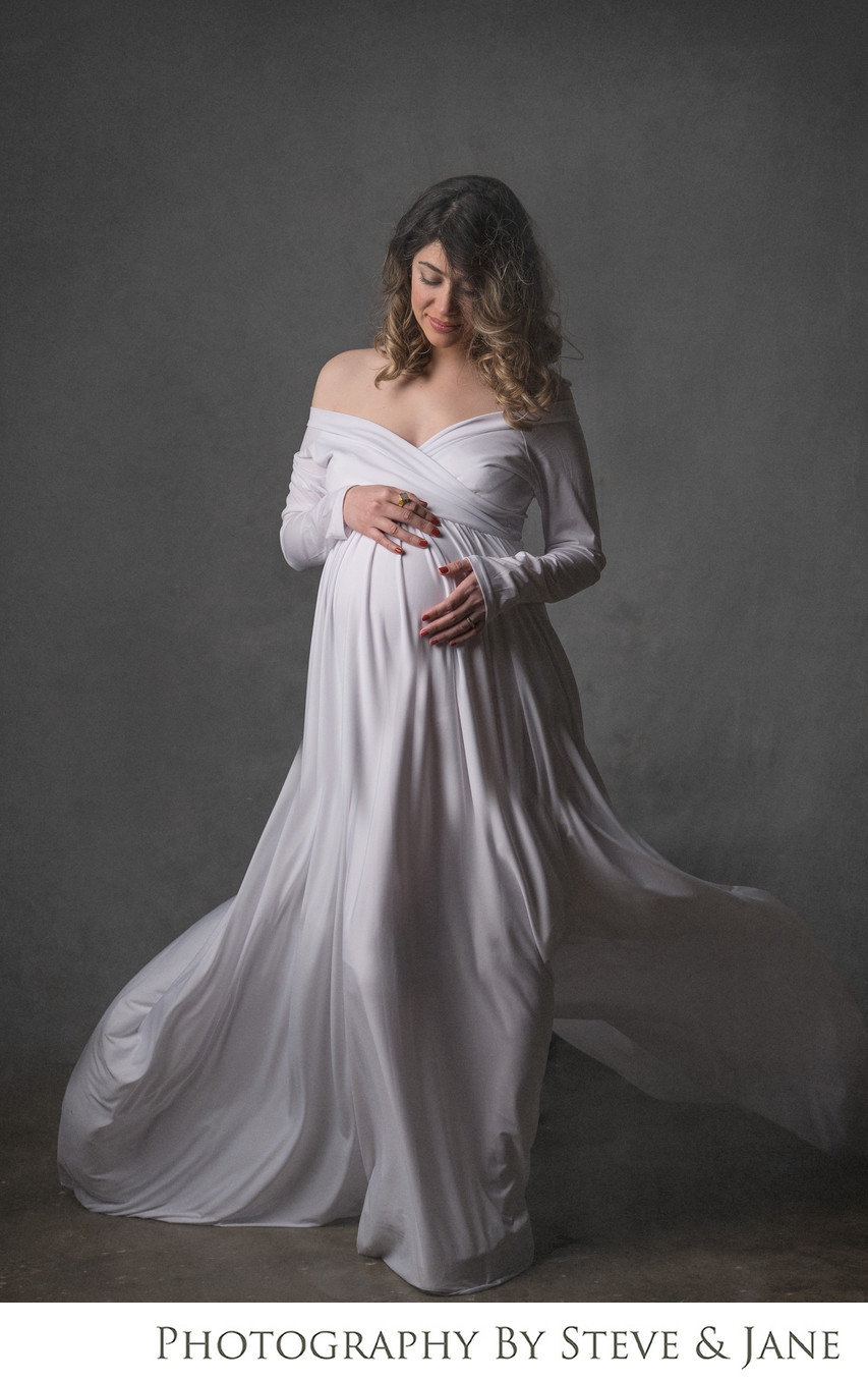 Washington DC Fine Art Maternity Photography