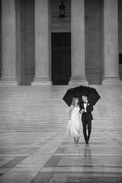 Supreme Court Wedding Elopement