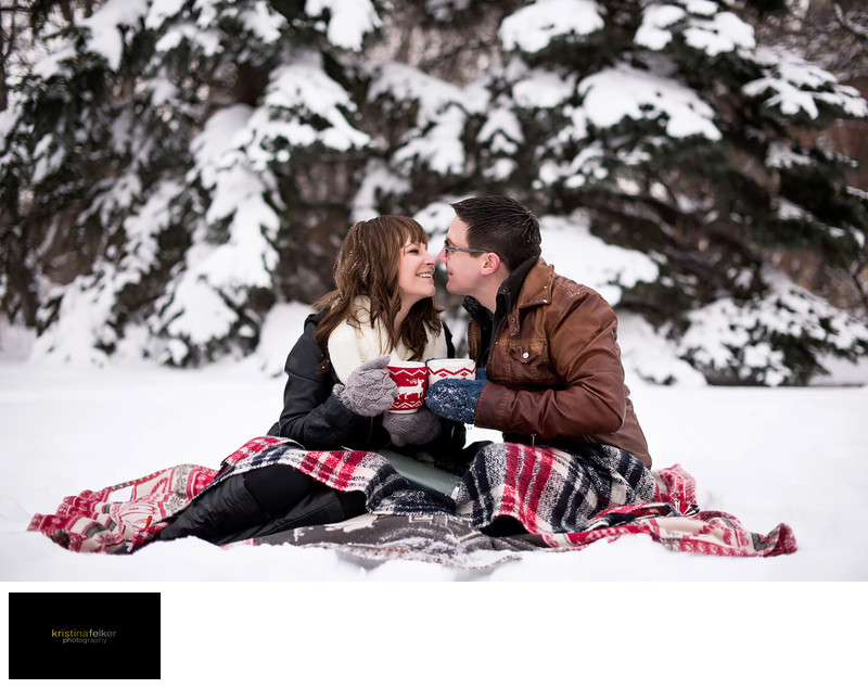 Engagement Photographers Calgary