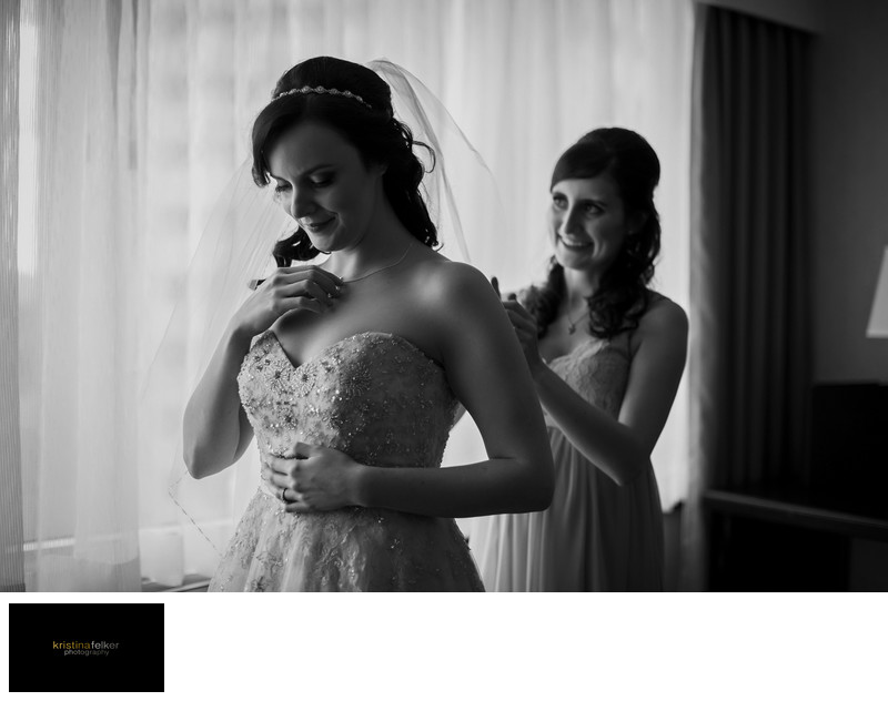 Chateau Lacombe Hotel Wedding Photography
