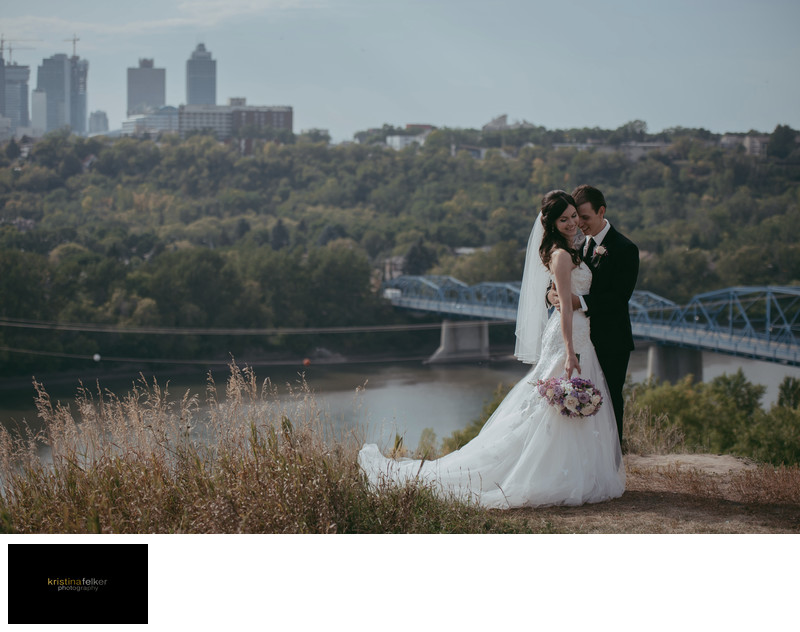 Edmonton Country Club Wedding
