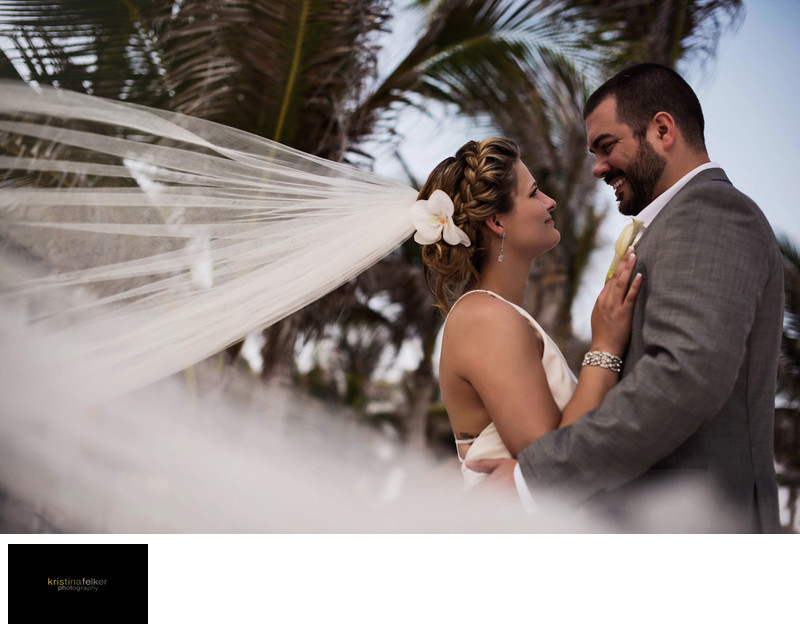 Beach Palace Cancun Wedding Photographer
