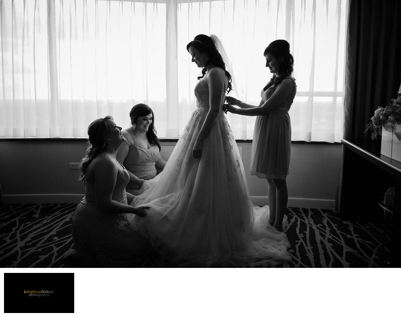 Chateau Lacombe Edmonton Wedding