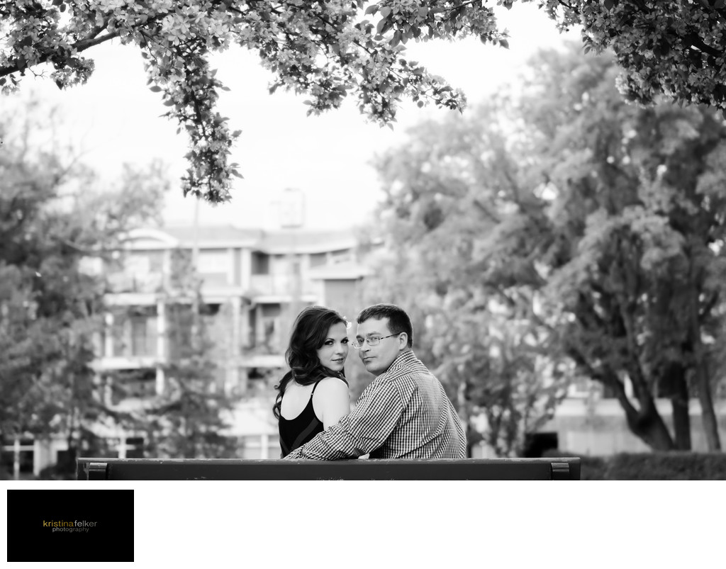 Muttart Engagement Pictures