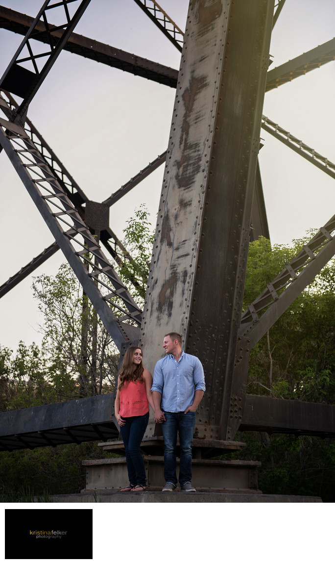 Edmonton Engagement Pictures
