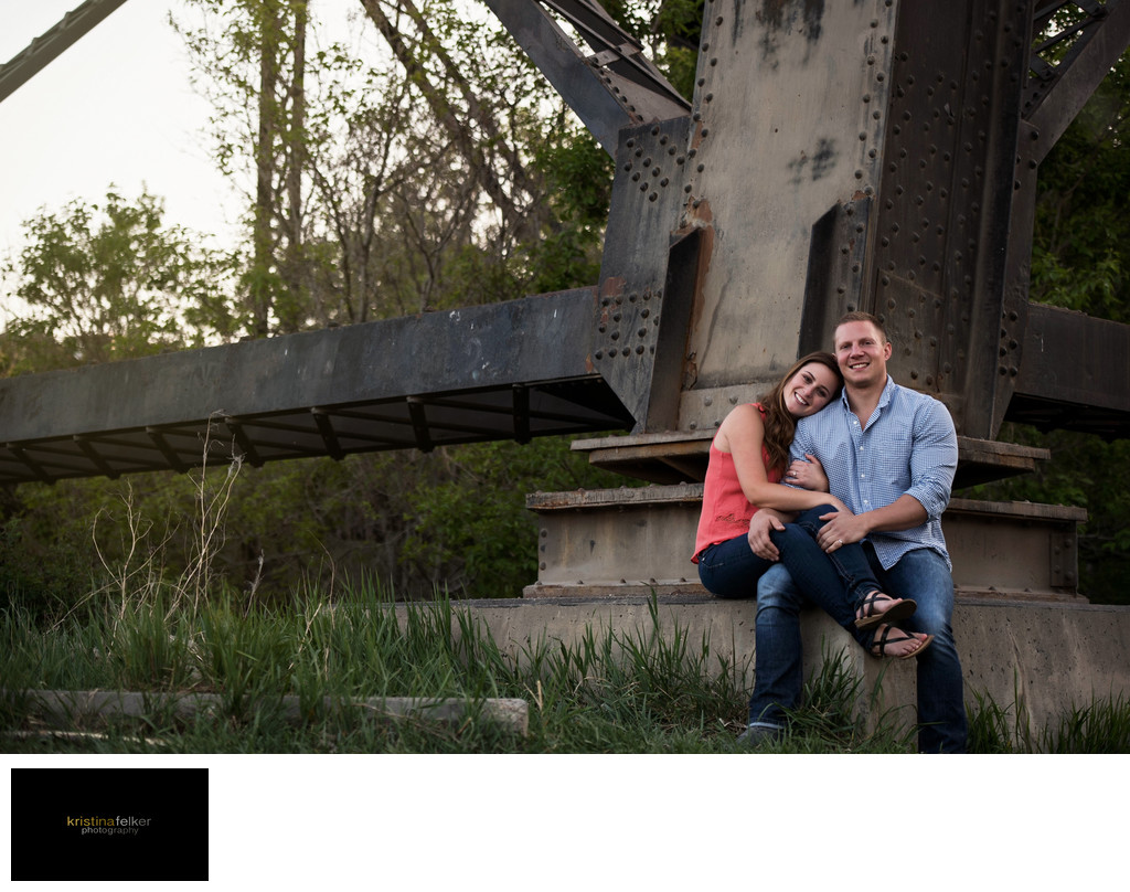 edmonton engagement photo locations