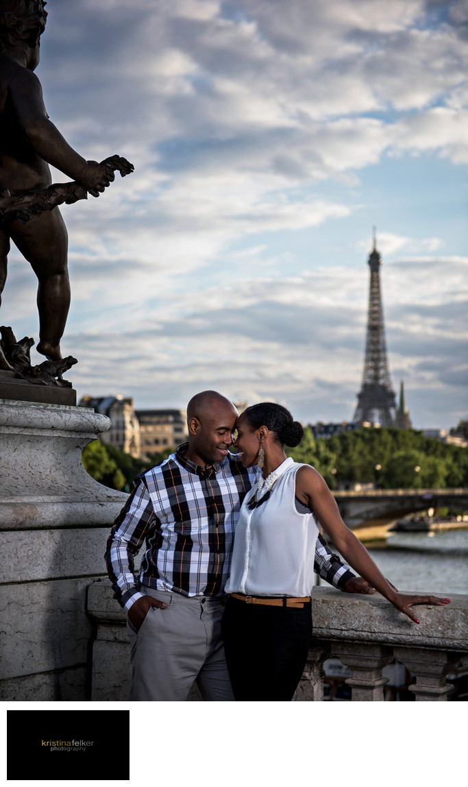 Paris Engagement Photographers