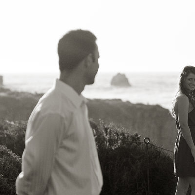 Best Monterey Engagement Photography