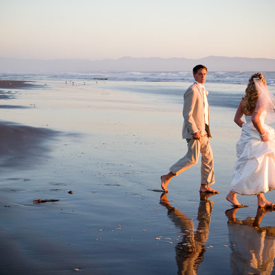 Santa Cruz Beach Wedding Photographer