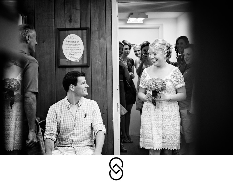 Arlington Virginia elopement