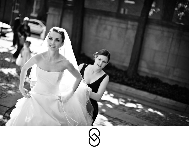 Meridian House wedding in Washington DC
