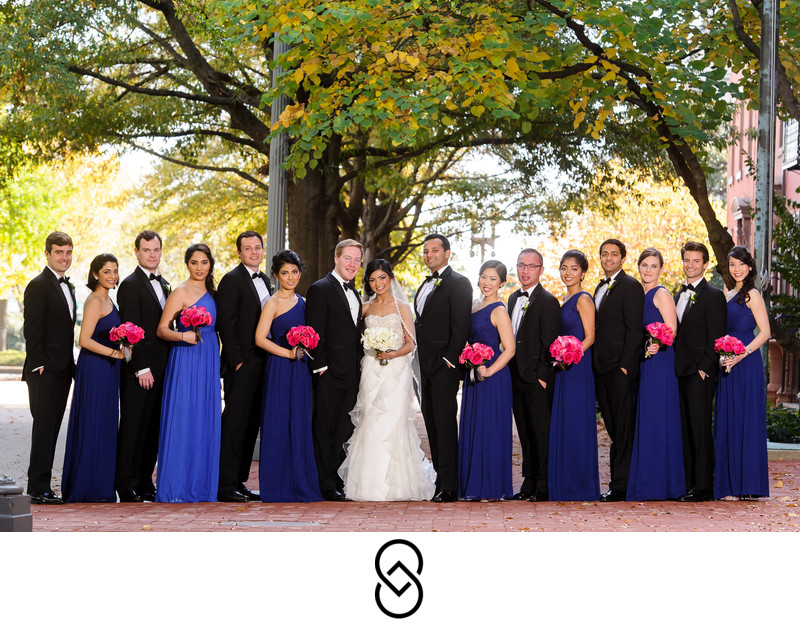 DC Bridal Party Pictures